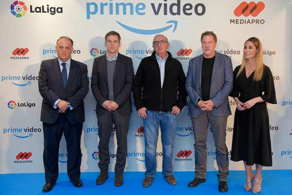 Amazon announces first-ever Spanish original docu-series about LaLiga, Six Dreams, to debut in 2018 exclusively for Amazon Prime Video members everywhere