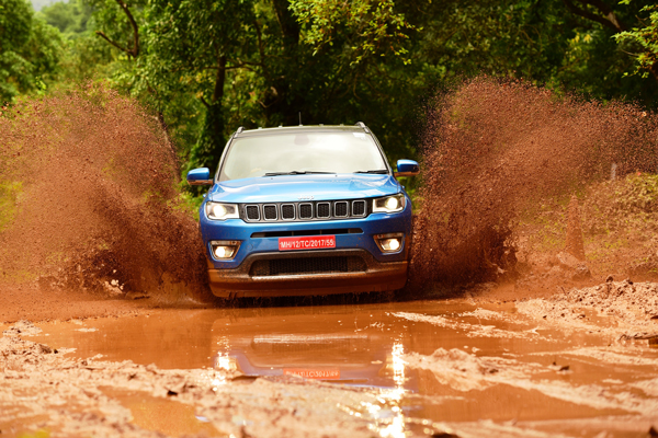 FCA to Celebrate First-of-its-kind 'Jeep®  4x4 Month' with Indian Customers