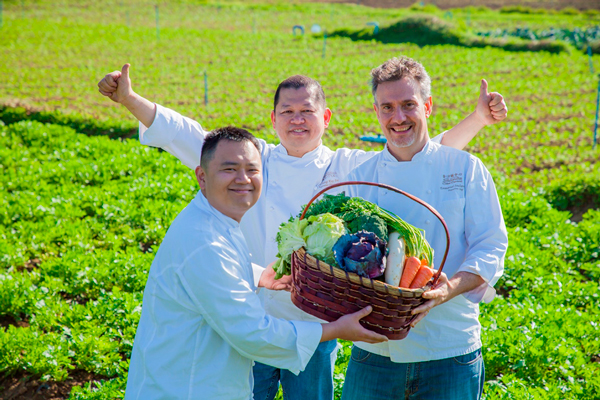 Sands Dining Sensations Launches New Spring Organic Menus at Sands Resorts Macao and Sands Macao