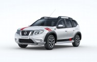 #EARNYOURSTRIPES with the new Nissan Terrano SPORT special edition
