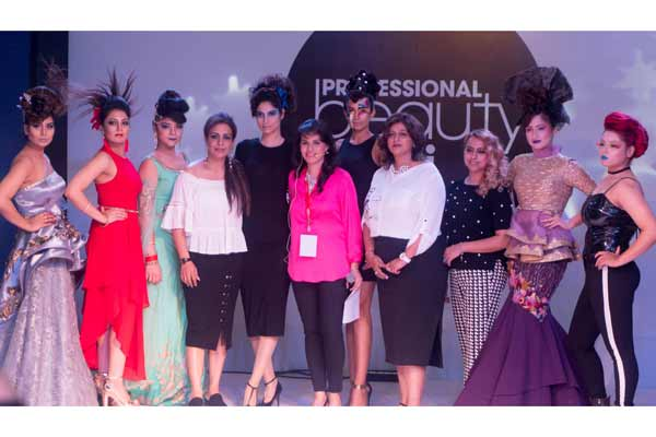 Capital witnessed Grand showcasing of ICD SHOW where ICD Members created and showcased stunning looks