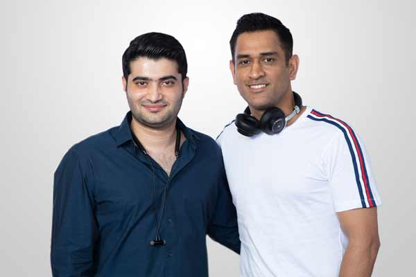 Mahendra Singh Dhoni to start new innings with SoundLogic
