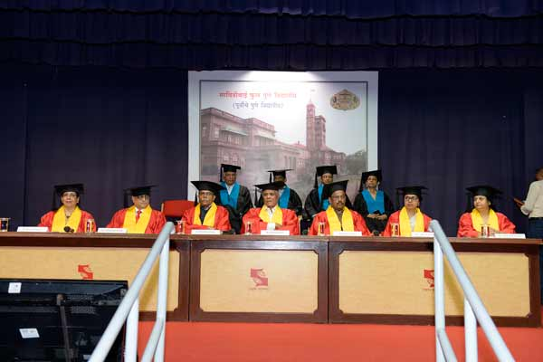 3rd Convocation Ceremony Of Symbiosis College Of Arts And Commerce An Autonomous College Under Sppu Nrinews24x7