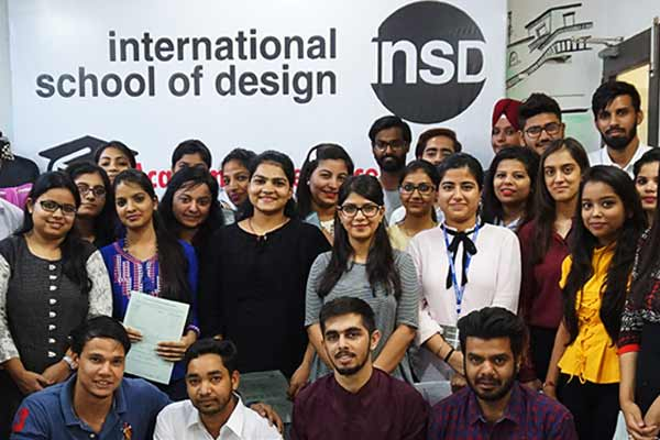 International School Of Design conducted the Orientation Day