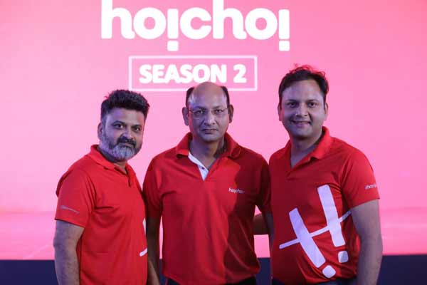 Hoichoi announces 100+ Hours of fresh Original Content with more than 30 Originals; set to increase the content library to 2800 Hours in 1 year
