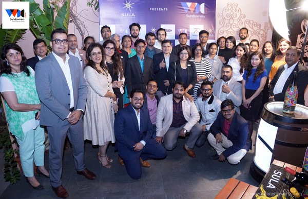 WDC Sundowner presented by SULA receives huge response from Pune's Digital & Tech Enthusiasts