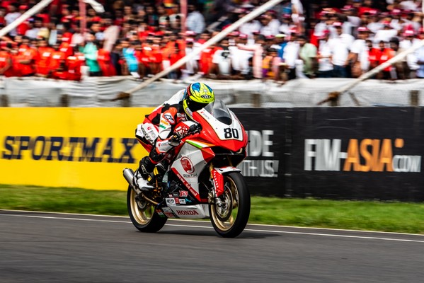 Honda riders all set for Asia Road Racing Championship finale