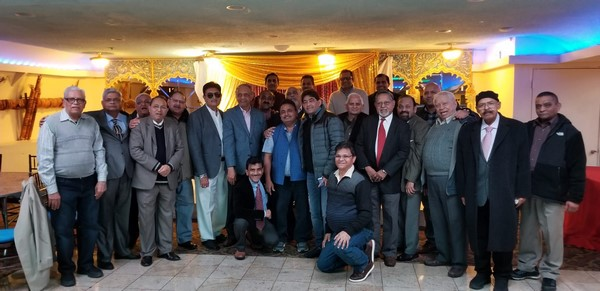Indian Overseas Congress, USA, New Jersey Chapter, celebrates Congress victory in States