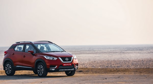 Nissan India Open Bookings for new Nissan KICKS