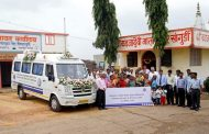 Volkswagen India's contribution towards social development recognized by the Zilla Parishad, Pune