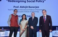 Prof. Abhijit Banerjee Delivers Exim Bank's 34thCommencement Day Annual Lecture