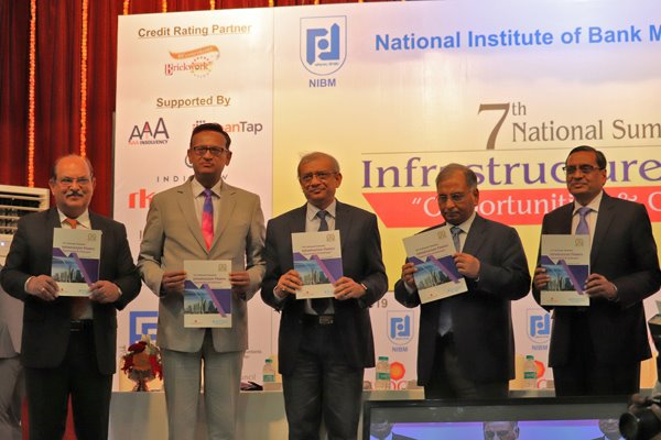 NIBM Organizing National Summit On Infrastructure Finance