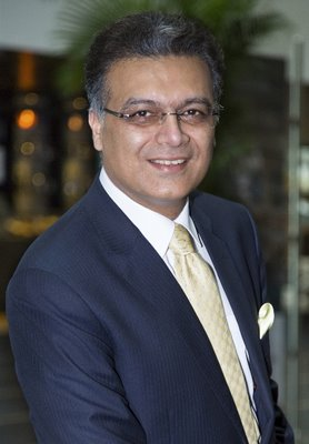 Rohit Dar, As General Manager The Westin Hyderabad Mindspace