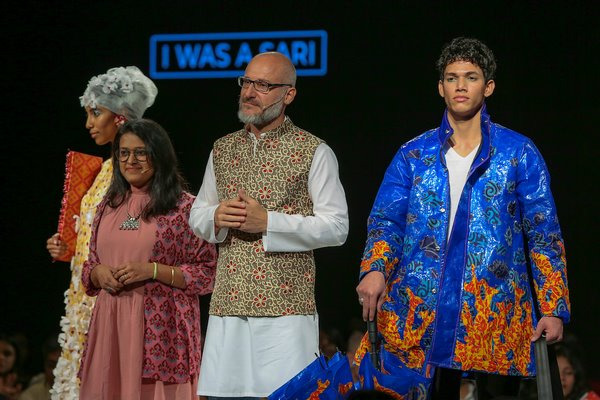 I WAS A SARI WINS Rs. 20 LAC 'CIRCULAR DESIGN CHALLENGE AWARD', INDIA'S FIRST AWARD FOR SUSTAINABLE FASHION