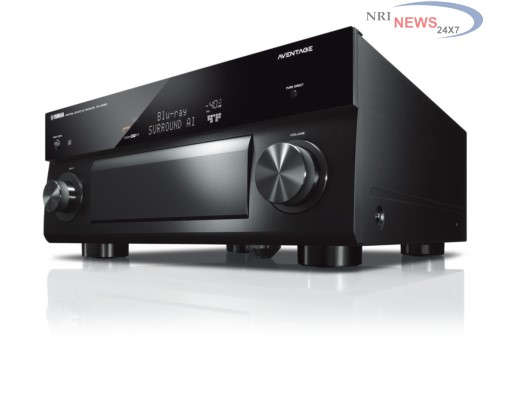Yamaha debuts its revolutionary AVENTAGE RX-A 80 Series of AV Receivers with proprietary Artificial Intelligence (AI) technology in India