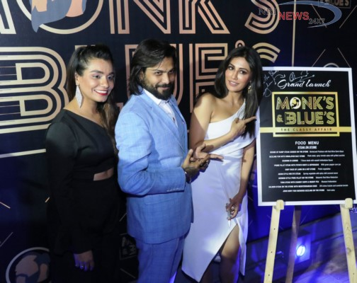 Monks & Blue's opens its doors to Puneites