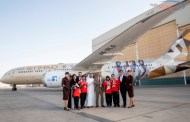 ETIHAD AIRWAYS UNVEILS NEW SPECIAL OLYMPICS LIVERY AHEAD OF WORLD GAMES ABU DHABI 2019