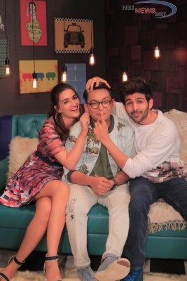 zoOm styled by Myntra launches a celebrity talk show, By Invite Only