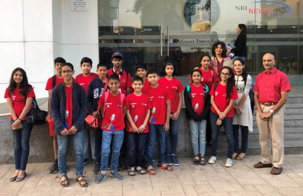 Group of Robot Enthusiasts aged between 11 to 13 from Pune have won the honour of representing India in an international robotics competition, the FIRST Lego League(FLL) in Turkey.