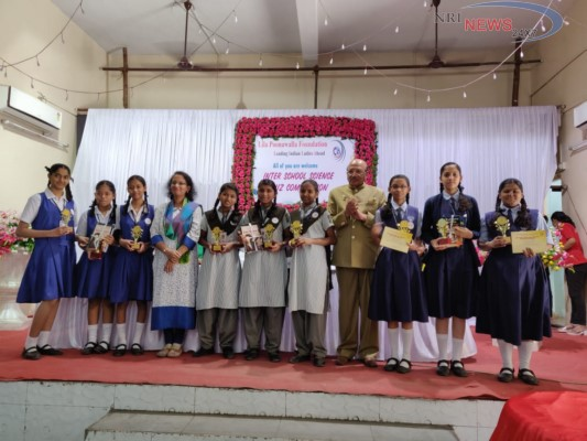 Inter-School Quiz Held by Lila Poonawalla Foundation9 schools and over 300 students participated