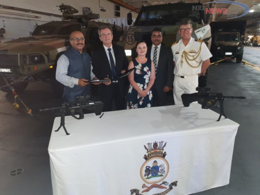 Kalyani Group and Thales to develop the Next Generation of Defence Systems Capability in India