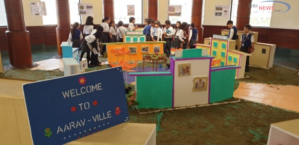 Lancers International School concluded Primary Year Programme onsustainable development goals of United Nations