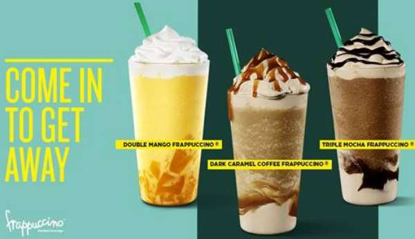 Starbucks introduces the ultimate summer beverages for the first time in India!