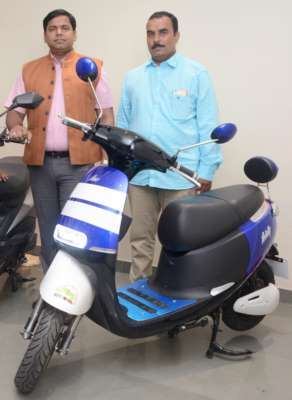 AMO Mobility Solutions launches their first E-bike showroom in Pune