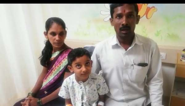 9-year-old Solapur boy resume school regularly after 3 Years