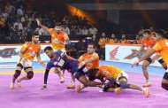 Puneri Paltan loses to Bengal Warriors