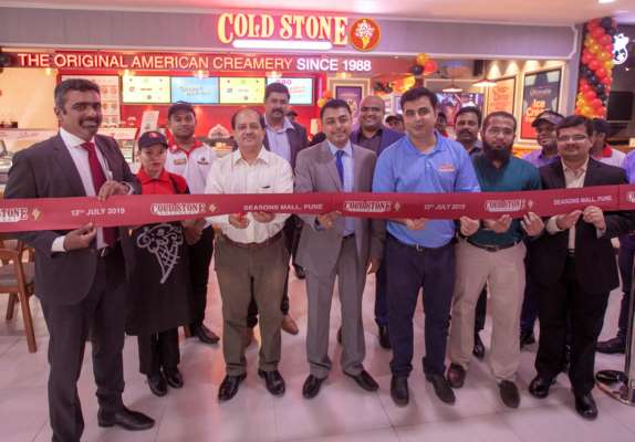 Cold Stone Creamery brings the Ultimate Ice cream experience to Seasons Mall