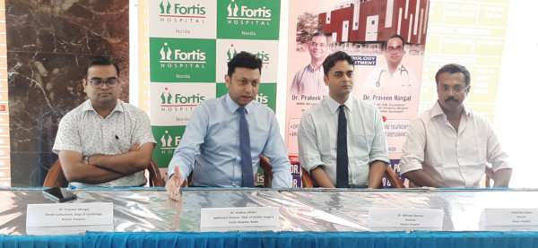 Fortis Hospital Noida Launched a Super Speciality OPD For Heart problems In Gwalior