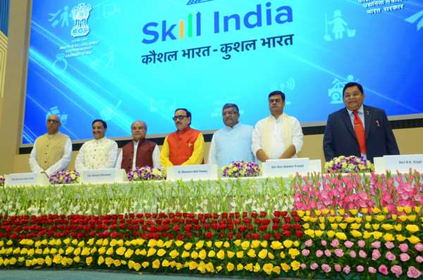 Skill India Mission celebrates 4th Anniversary on World Youth Skills Day: More than 1 crore youth join the skilling ecosystem every year