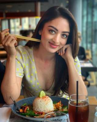 Sandeepa Dhar is playing the lead in the London Westside Story and her character is called Maria.