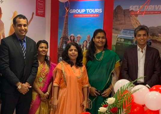 Expanding its footprint in Maharashtra, Travel Tours launches 3rd store in Mumbai