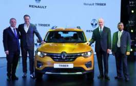 RENAULT TRIBER BOOKINGS TO COMMENCE ON AUGUST 17th
