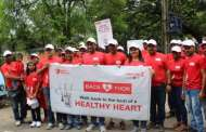 Indus Health Plus conducts 4th edition of its flagship initiative'Back – A–Thon - Push back heart diseases' on the occasion of World Heart Day in Pune