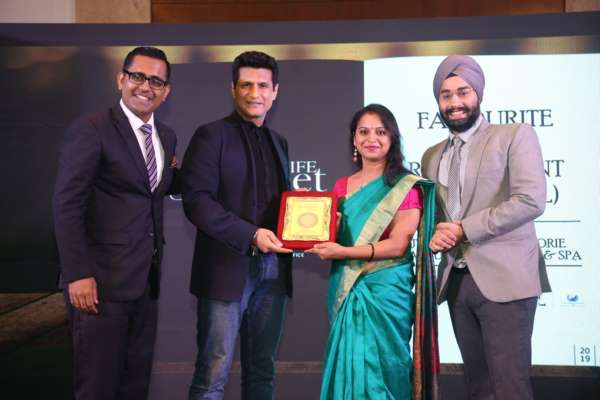 JW Marriott Mussoorie Walnut Grove Resort & Spa wins Favourite Thai Restaurant