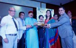 JW Marriott Mussoorie Walnut Grove Resort & Spa is awarded Best Super Luxury Hotel