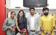 Book Launch of Raebareli Romance by Saras Azad & Jaipur Diaries by Aryan Upadhyay