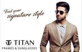 Titan's Eyewear business brings Ayushmann Khurrana on board as their brand ambassador