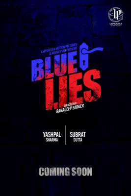 BLUE LIES:  A short film that leads to a murder mystery