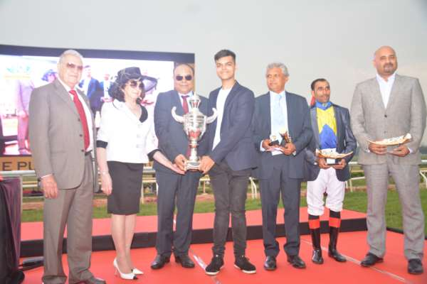 Trouvaille winsThe Pune Derby, the star event of the Pune racing season at the Royal Western India Turf Club