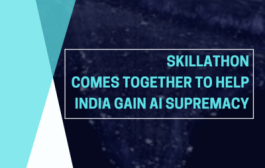 SKILLATHON COMES TOGETHER TO HELP INDIA GAIN AI SUPREMACY