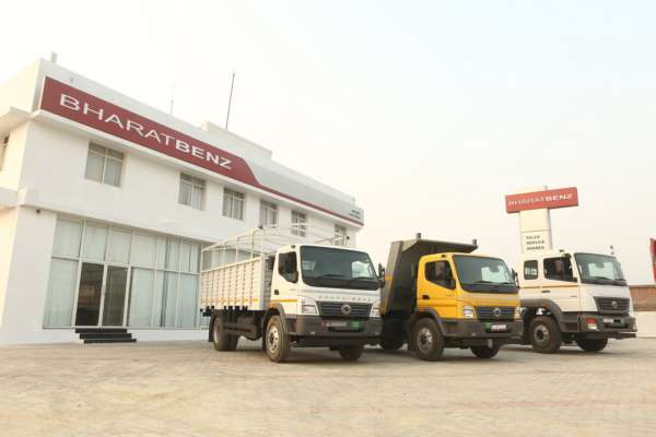 BharatBenz inaugurates new dealership in Nepal