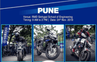 Pune bikers to witness Yamaha's 'The Call of the Blue' event