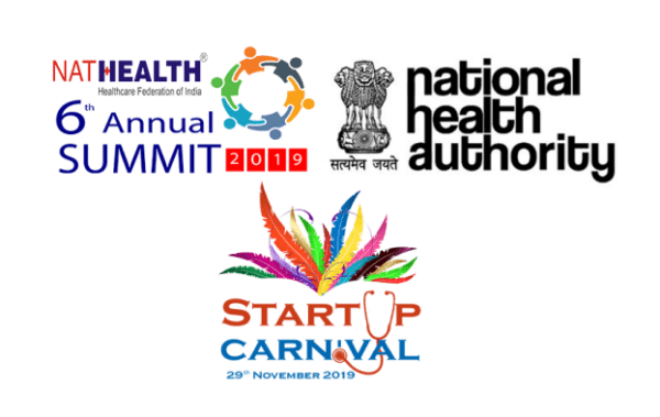 NHA-NATHEALTH hosts first of its kind Innovation Carnival for Healthcare Startups