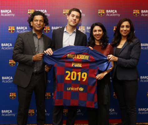 Hola Pune! Barca Academy set to open Football Schools in the city