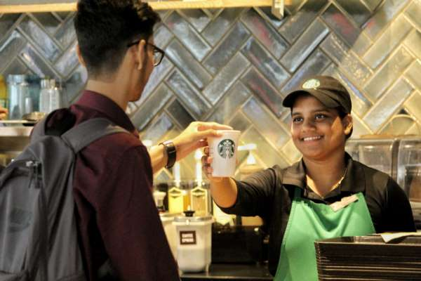 ATA Starbucks Achieves 100% Pay Equity, Approaches 30% Gender Diversity Milestone in India; Aims For 40% Gender Diversity By 2022