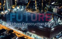 Emission-free, efficient and safe: The future urban construction site
